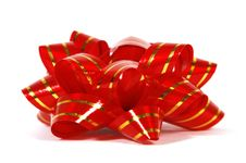 Free Red Christmas Star Stock Photo - 34095390