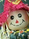 Free Scarecrow Doll Royalty Free Stock Photo - 3412815