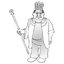 Free King Momo Royalty Free Stock Image - 3410216