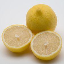 Free Sliced Lemon Stock Photos - 3411403