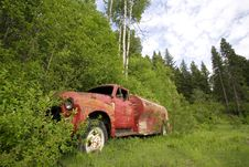 Free Old Truck Royalty Free Stock Photography - 3412107