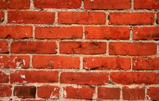 Free Red Brick Background 2 Stock Photo - 3412460