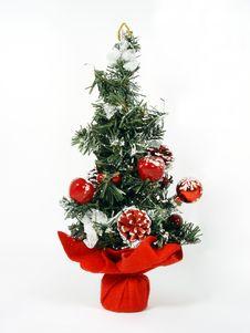 Free Plastic Christmas Tree Stock Images - 3414234