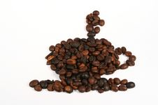 Free Cup Of Coffee Stock Image - 3414361