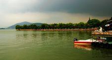 Free Lake Lihu Stock Photo - 3414770