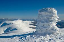 Free Winter Mountains Stock Photos - 3414923
