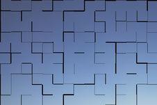 Free Tiles Blue Texture Stock Photo - 3415090