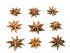 Free Star Anise Square Royalty Free Stock Images - 3415169
