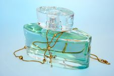 Free Perfume And Jewels Stock Photos - 3415223