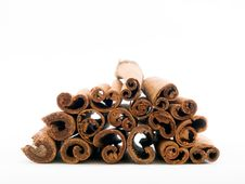 Free Cinnamon Curls Stock Image - 3415801