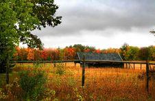 Free Autumn Landscape Royalty Free Stock Photo - 3416115