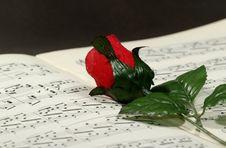 Free Sheetmusic Royalty Free Stock Images - 3416919
