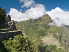 Free Machu Picchu Stock Photography - 3417752