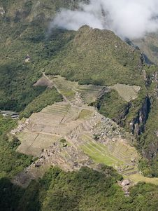 Free Machu Picchu Royalty Free Stock Images - 3417769