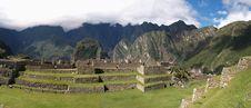 Free Machu Picchu Stock Photos - 3417923
