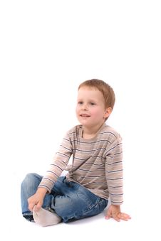 Free Boy Stock Photography - 3418802