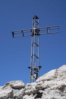Free The Cross Stock Photo - 3419570