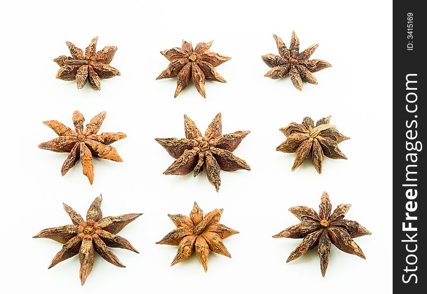 Star Anise Square