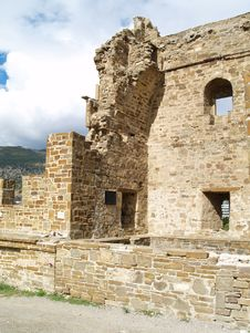 Free Fortress In Sudak Royalty Free Stock Photos - 34100418
