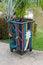 Free Colorful Bin Royalty Free Stock Image - 34104916