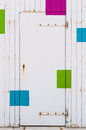 Free Colorful Door Royalty Free Stock Photos - 34156028