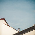 Free Roofs Royalty Free Stock Photography - 34156057