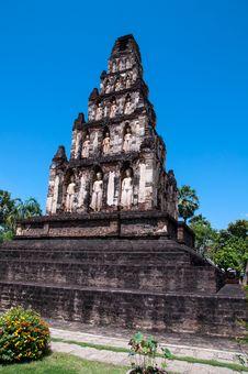 Free Pagoda Royalty Free Stock Photography - 34156847