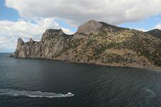 Free Golithsyn Path, Crimea Royalty Free Stock Photography - 34159057