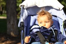 Free Baby Buggy Stock Photography - 34163952