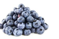 Free Pyramid Of Fresh Blueberries Stock Images - 34171254