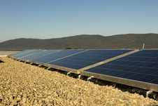Free Solar Panel Stock Photo - 34172080