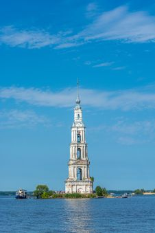 Free The Bell Tower Of Nikolsky Cathedral Stock Images - 34179534