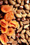 Free Nuts And Dried Apricots Royalty Free Stock Photography - 34178757