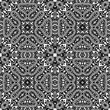 Free Lace Pattern Royalty Free Stock Photo - 34183625