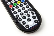 Free Waterproof TV Remote Control Stock Photography - 34184662