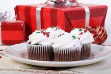 Free Christmas Cake Stock Photos - 34194773