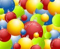 Free Christmas Ornaments Background Royalty Free Stock Image - 3424726