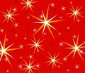 Free Red Twinkling Sparkling Stars Stock Image - 3424891