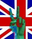 Free Victory UK Stock Photography - 3425522