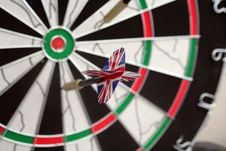 Free Darts Royalty Free Stock Photo - 3421445