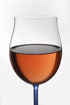 Free Glass With Red Wine Stock Image - 3422041