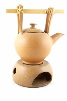 Free Teapot Stock Image - 3424341