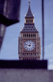 Free Big Ben Royalty Free Stock Images - 3424819