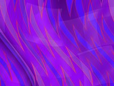 Violet-blue Abstract Backgroun Stock Image