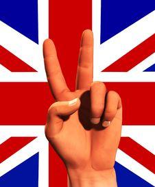 Free Victory UK 3 Stock Photography - 3425542