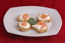 Free Snacks Royalty Free Stock Photography - 3425827