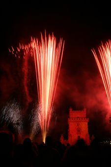 Free Fireworks Royalty Free Stock Photography - 3426067