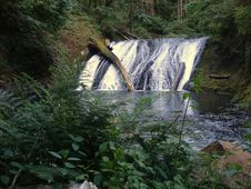 Free Lower North Falls Stock Images - 3426134