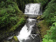 Dutchman Falls Royalty Free Stock Images