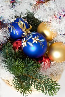 Free Christmas Decoration Stock Photography - 3427012